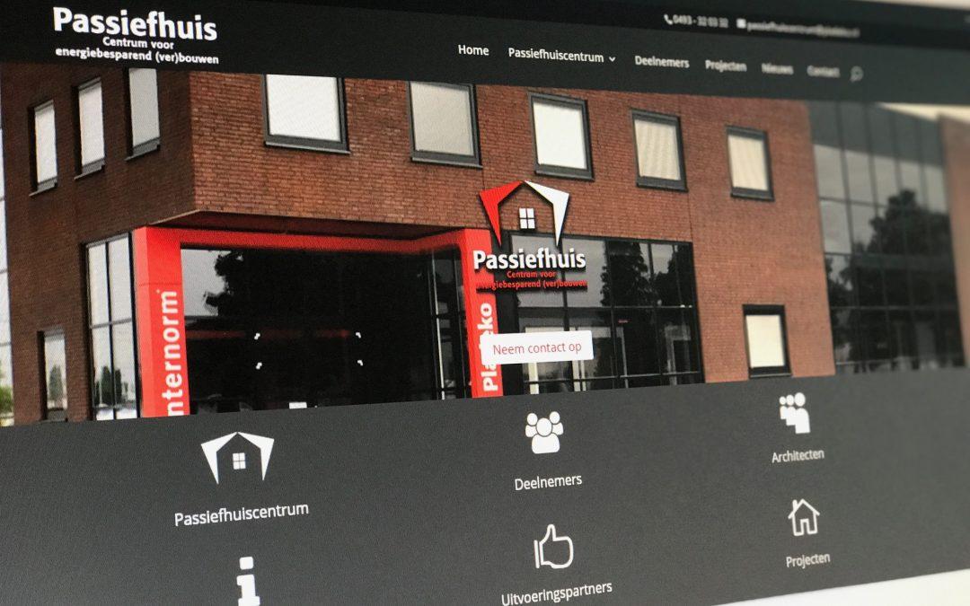 Met trots presenteren wij onze nieuwe website!